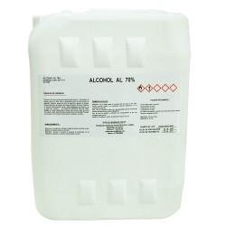 ALCOHOL INDUSTRIAL AL 70% 5 GALONES